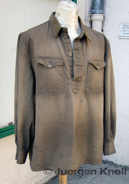 WWII Russen Uniform Hemd